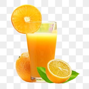 Orange Juice PNG Images.