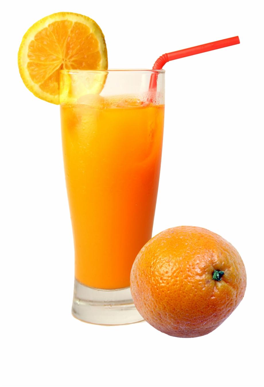 Juice Orange Png Picture.