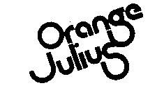 ORANGE JULIUS logo.