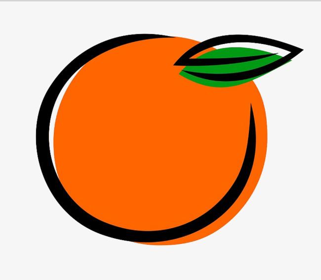 Mandarin Orange Clipart.