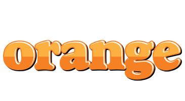 Orange LOGO.