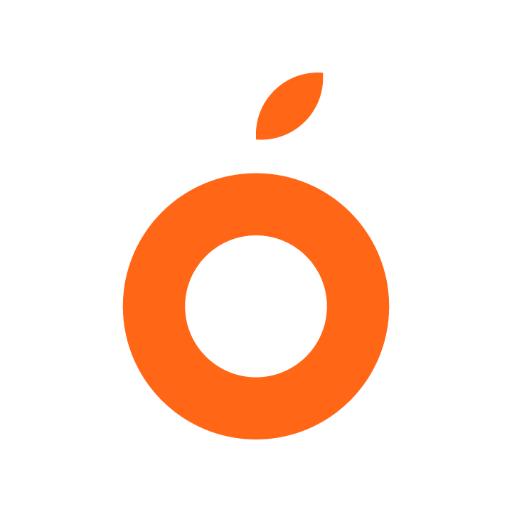 Orange,Logo,Circle,Clip art,Graphics,Symbol,Font #4761468.