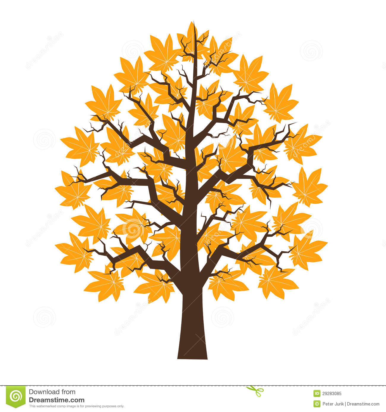 Orange maple tree clipart 20 free Cliparts | Download ...