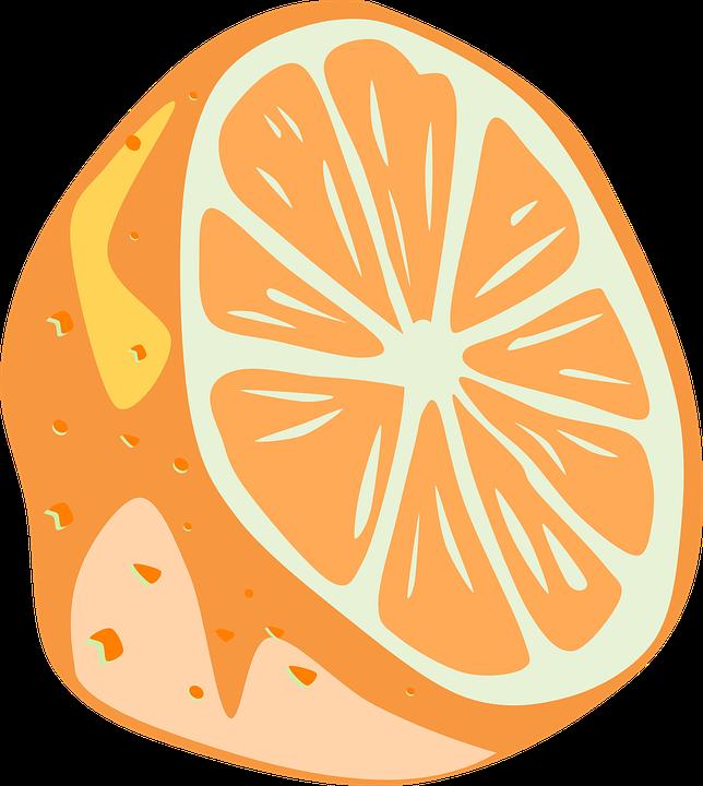 Orange, Peel.