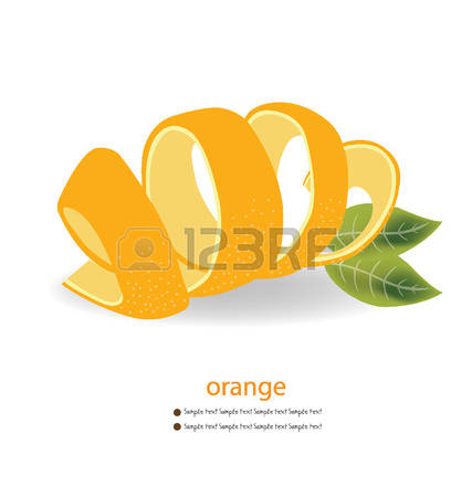 2,579 Orange Peel Stock Illustrations, Cliparts And Royalty Free.