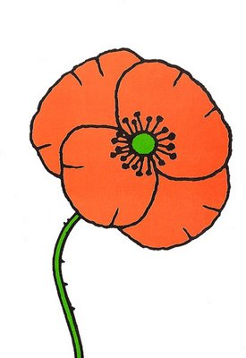Drawings Of Poppies.