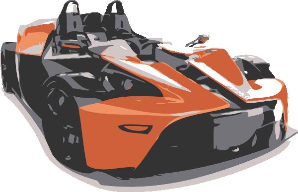 Race Car Clip Art at Clker.com.