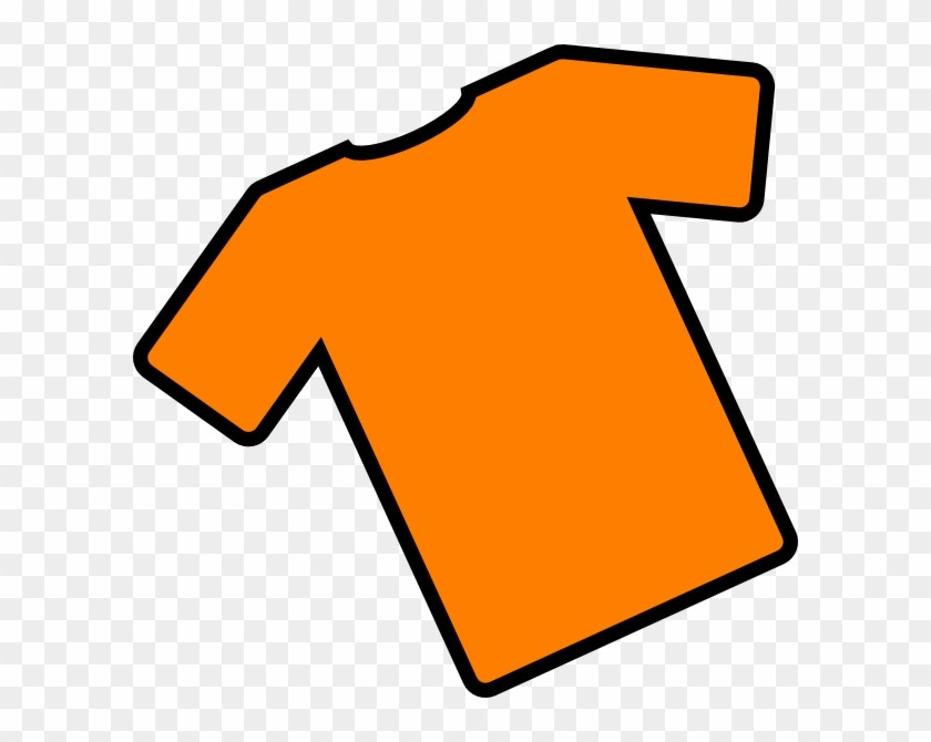 Orange shirt clipart 4 » Clipart Portal.