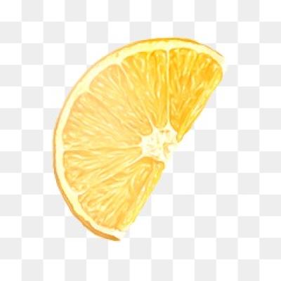 Orange Slice PNG Images.