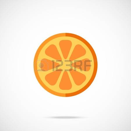 13,326 Orange Slice Stock Vector Illustration And Royalty Free.