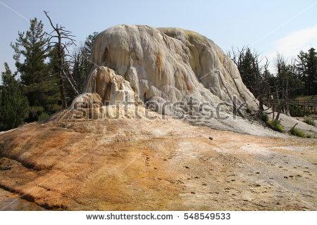 Orange Mound Stock Photos, Royalty.