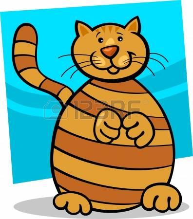 4,108 Tabby Cat Stock Vector Illustration And Royalty Free Tabby.