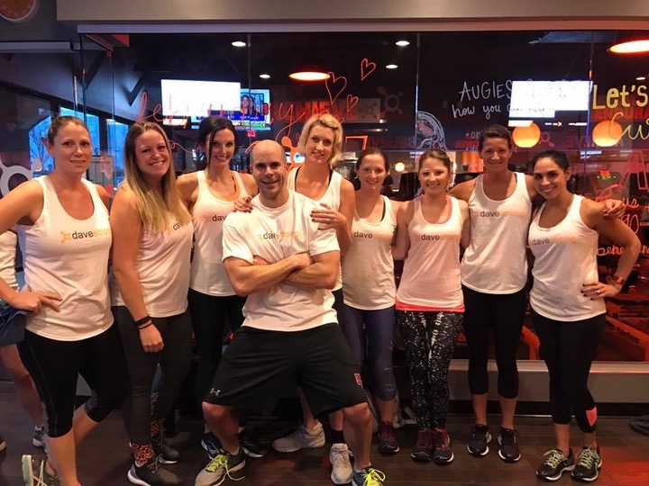 Orange Theory Fitness T.