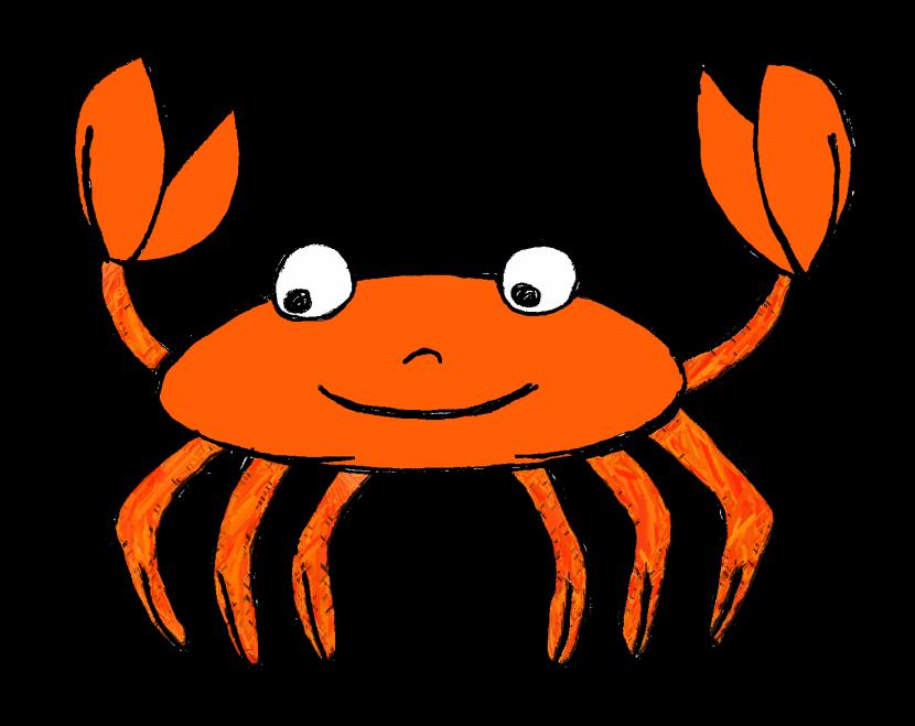 Showing post & media for Cartoon orange crab.