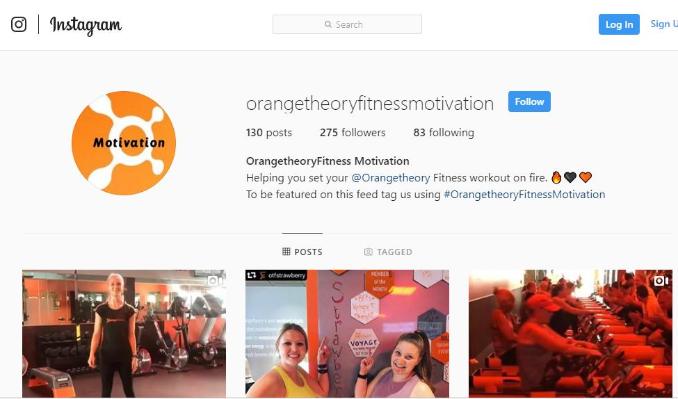 What is Orangetheory Fitness Motivation?.