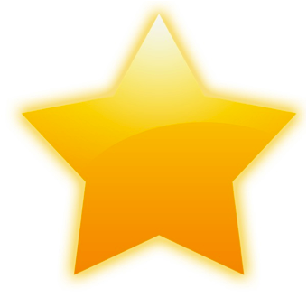 Gold Star Clipart & Gold Star Clip Art Images.