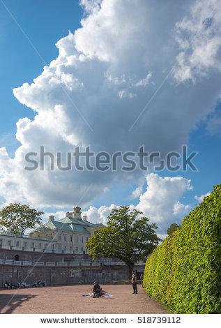 Oranienbaum Stock Photos, Royalty.