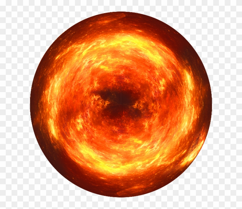 Fire Orb Png, Transparent Png.