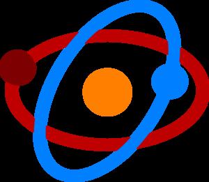 Orbiting clipart #4