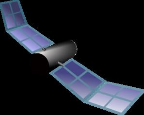 Space Satellite Clip Art at Clker.com.
