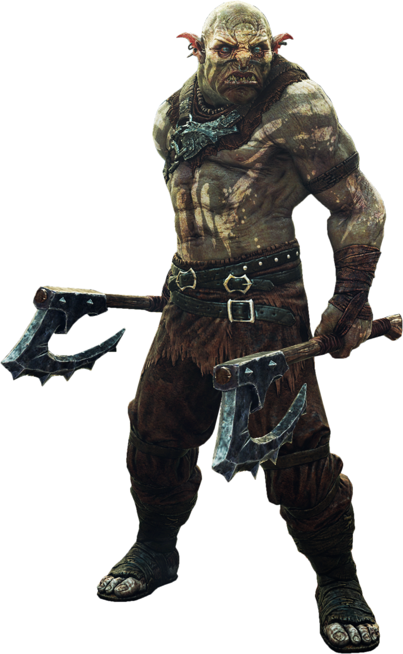 Download Free png Orc PNG, Download PNG image with.