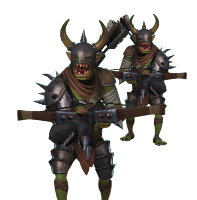 Orc PNG images free download.