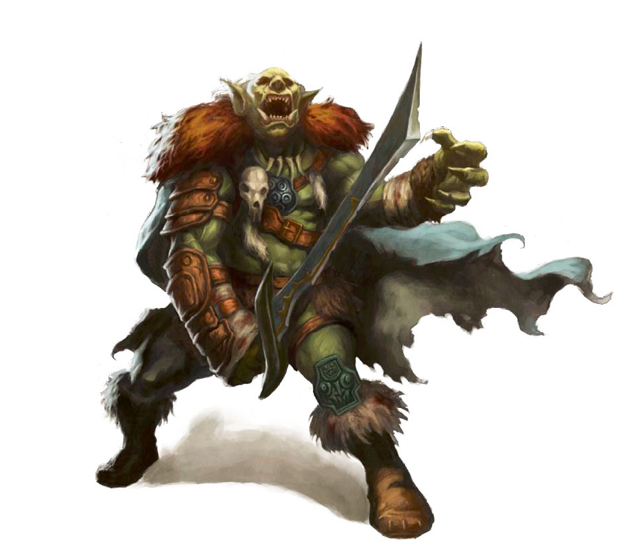 Orc Png & Free Orc.png Transparent Images #2096.