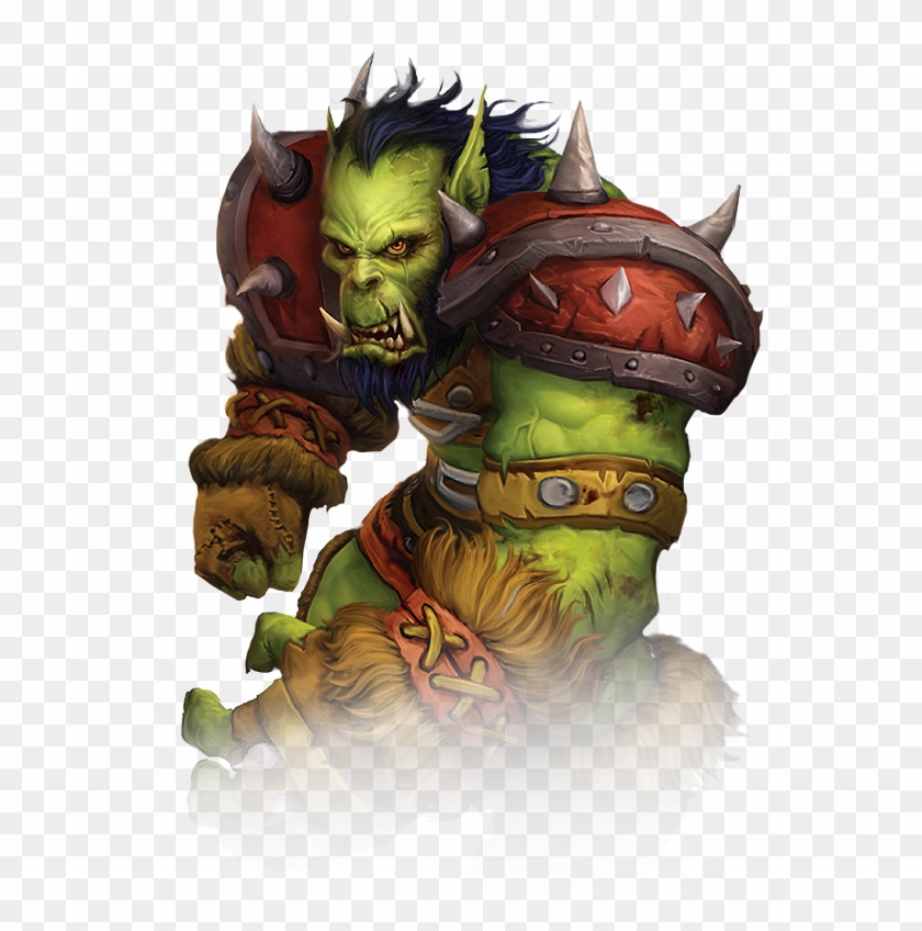 Orc Png Image Background.