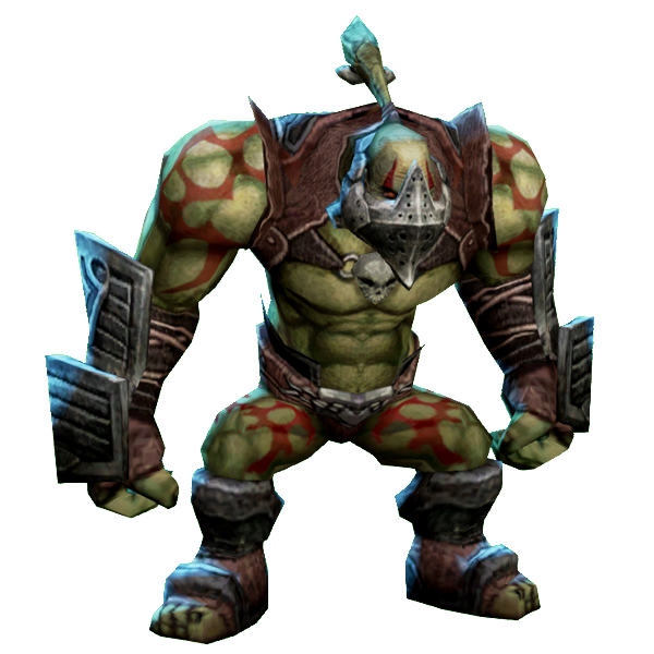 Orc PNG Download Image.