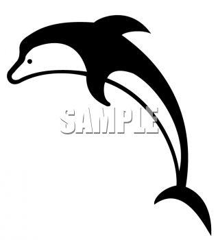 Orcas Clip Art.