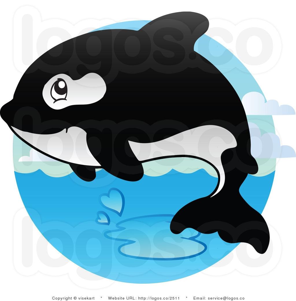 Orca Clip Art.