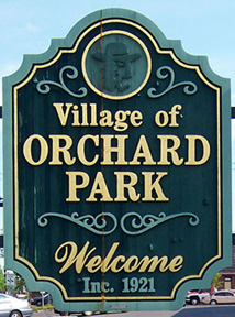 Orchard Park.