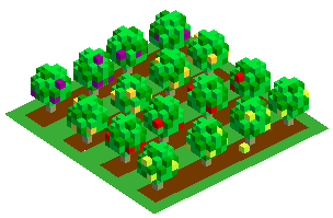 Orchard png » PNG Image.