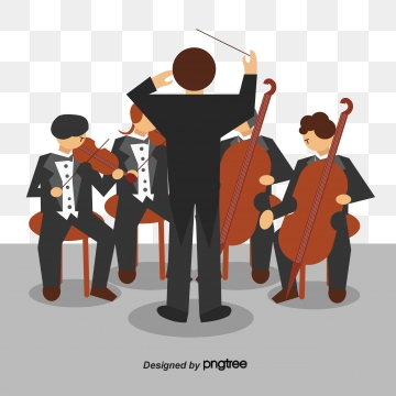 Orchestra Png, Vector, PSD, and Clipart With Transparent.