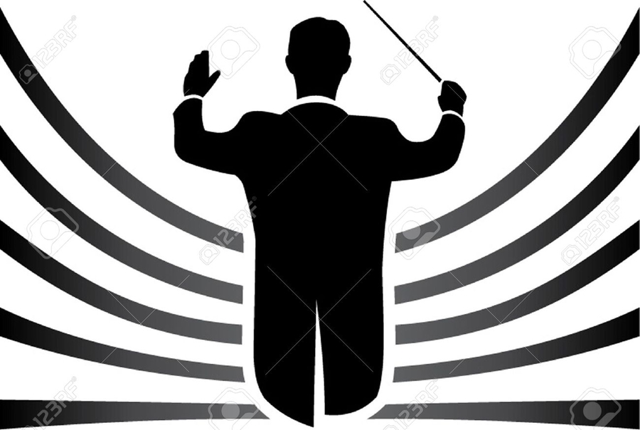 Download orchestra conductor clipart Conductor Clip art.