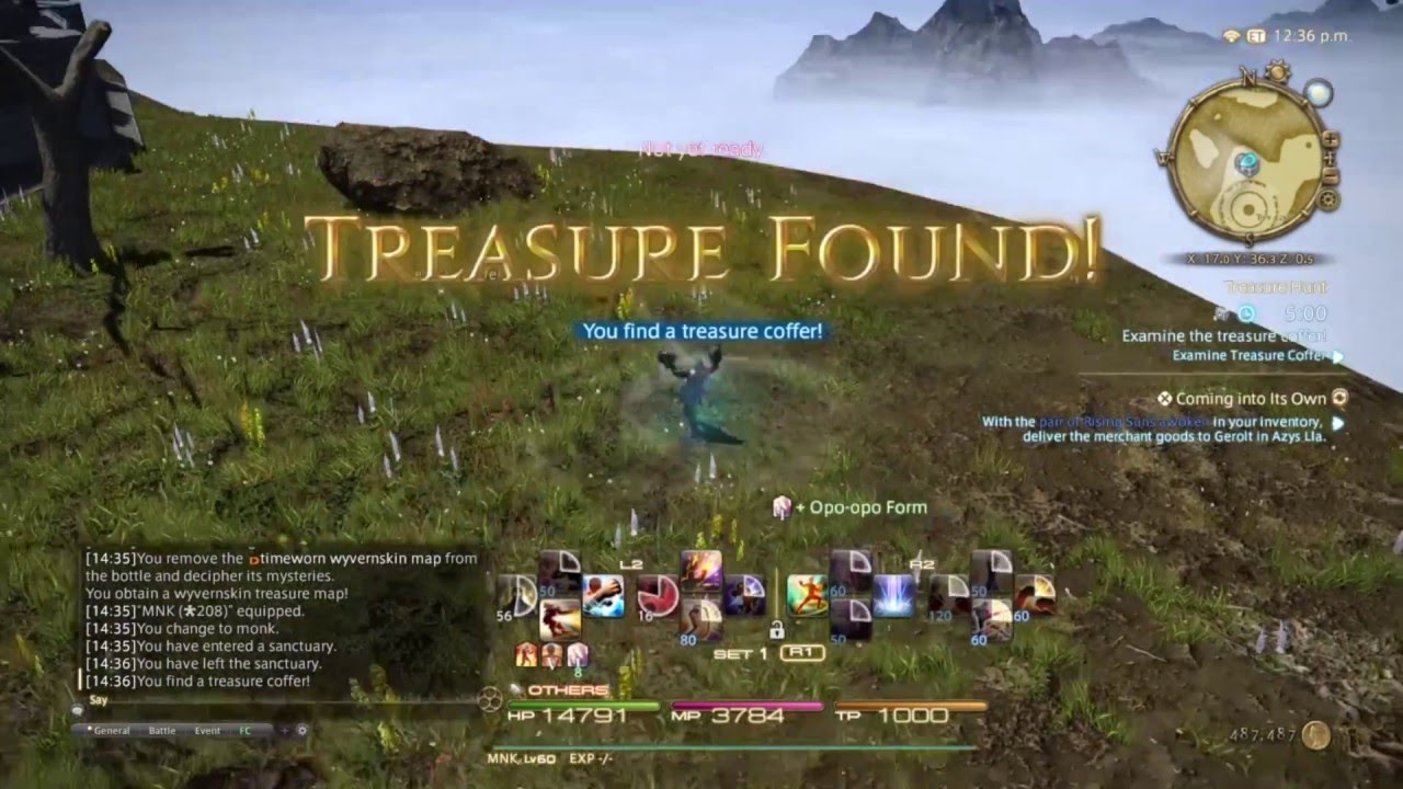 FFXIV The Only Path.