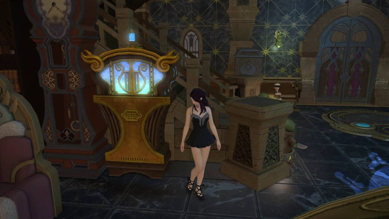 FFXIV Defender of the Realm Orchestrion Roll.