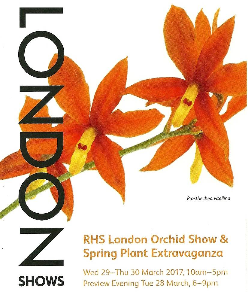 British Orchid Growers Association.