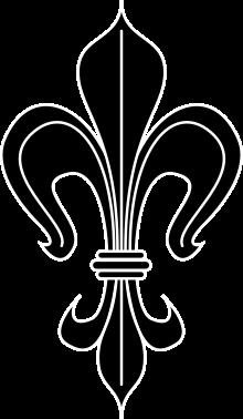 Schwertlilien.