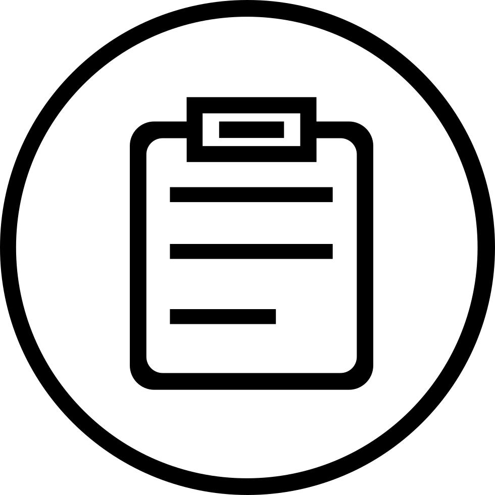 Me Big Order Form Svg Png Icon Free Download (#262866.