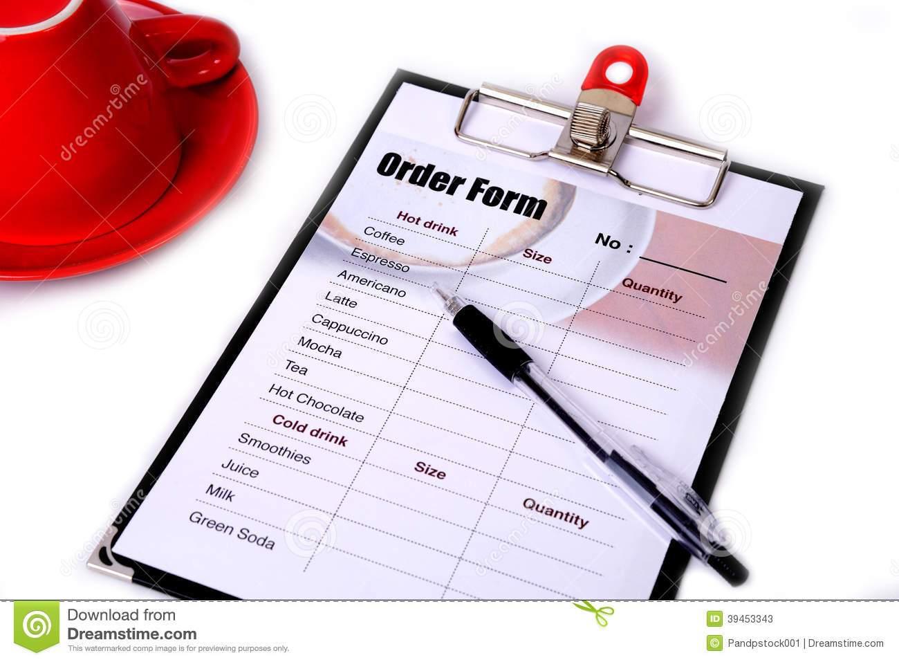 Order form clipart 5 » Clipart Portal.