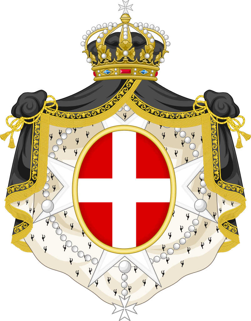File:Coat of arms of the Sovereign Military Order of Malta.
