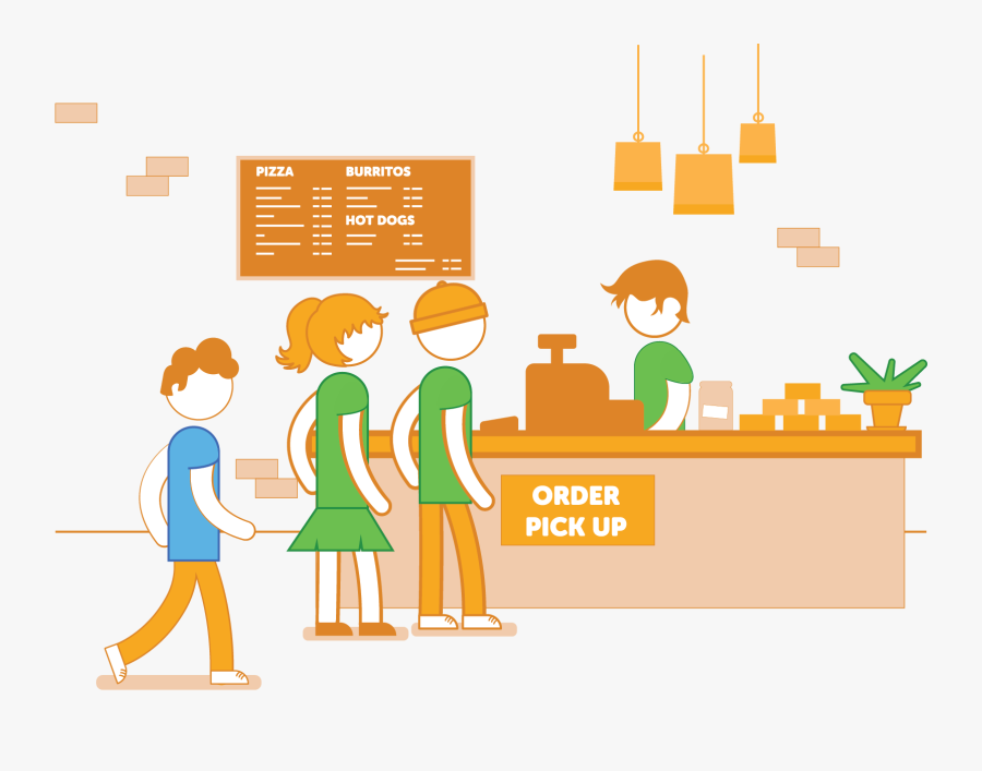 Your Order Will Be Ready When You Arrive.