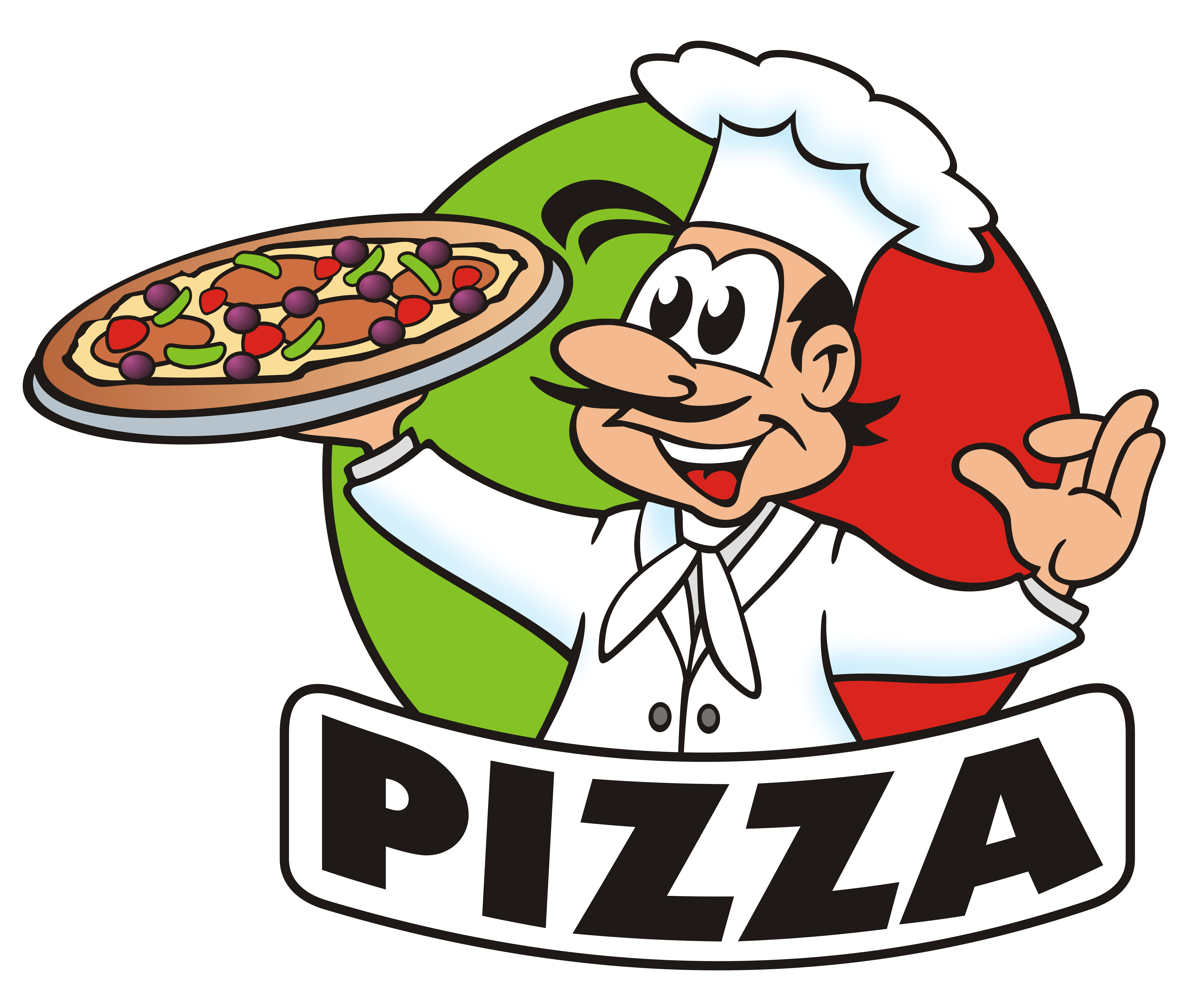 Pizza restaurant clipart.