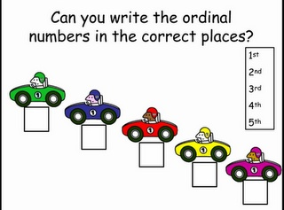 1000+ images about Ordinal numbers on Pinterest.