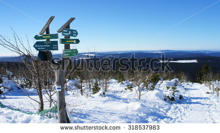 Ore Mountains Stock Photos, Royalty.