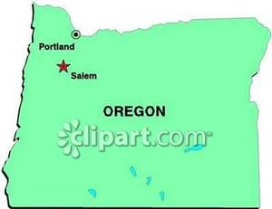 Clipart Salem Oregon.