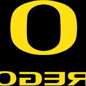 Exclusive Oregon Duck Helmet Clipart Illustration.