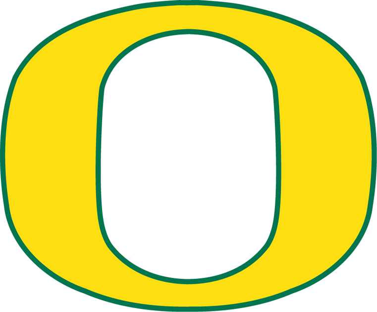 Oregon Ducks Logo Clipart #1 #93021.