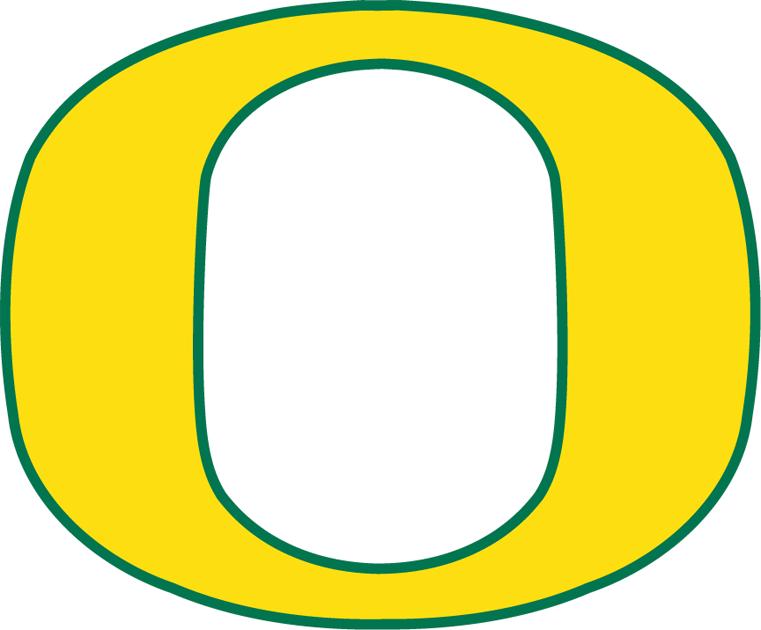 Oregon Ducks Logo Clipart #1 #93021.